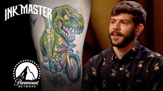 Best New School Challenges 🦖 Ink Master