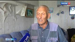 Жители многоэтажки на улице Попова остались без крыши