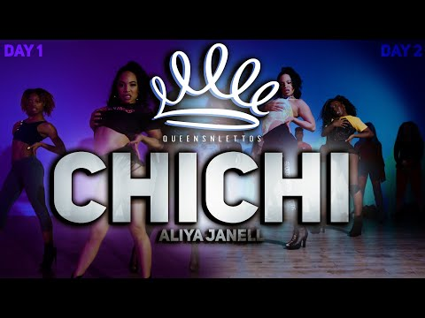 CHI CHI | Trey Songz featuring Chris Brown | @FASHIONNOVA | Aliya Janell Choreography | QNL