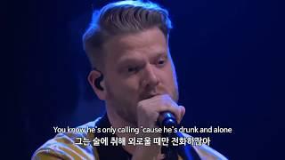 펜타토닉스(Pentatonix) 'New Rules x Are You That Somebody?' 라이브 at Late Late Show