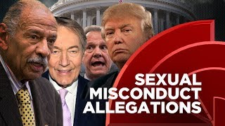 John Conyers Admits To Settling Sexual Harassment Case, Denies Wrongdoing + Charlie Rose Fired