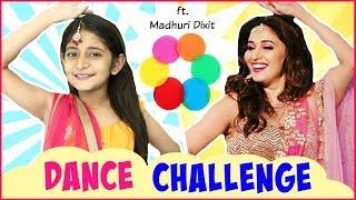 DANCE CHALLENGE ft. Madhuri Dixit   #DanceDewane #Bollywood #MyMissAnand