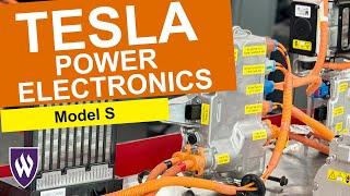Understanding the Tesla Model S Power Electronics