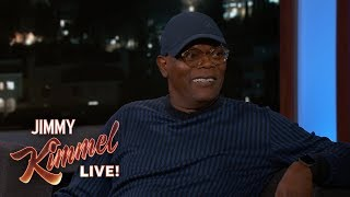 Samuel L. Jackson on Incredibles 2 & Helping Kids Overcome Fears