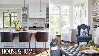 Steal Ideas From This Bold & Colorful Main Floor