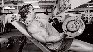 Arnold Schwarzenegger Arm Workout