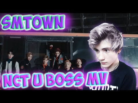 NCT U 엔시티 유 'BOSS' MV Реакция (EXO)   Реакция на SMTOWN