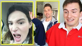 BUYING VIDEO SHOUTOUTS FROM CELEBRITIES & YOUTUBERS #5