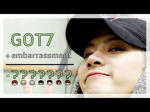 GOT7 isn't embarrassing