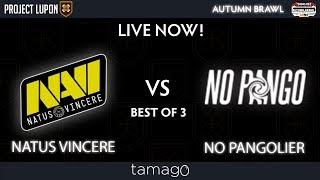 Natus Vincere vs No Pangolier Game 1 (BO3) | Autumn Brawl