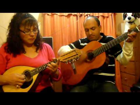 Razón de mi vida 1era voz mandolina