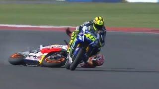 MotoGP 2015 - 'Rossi đã dạy cho Marquez bài học'