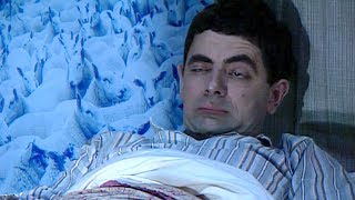 Sleepy Bean | Funny Clips | Mr Bean Official