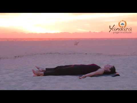 Savasana | Corpse Pose by Allison Eaton