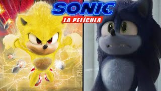 """ALL NEW CHARACTERS FAN DESIGNS """"Sonic Movie"""""""