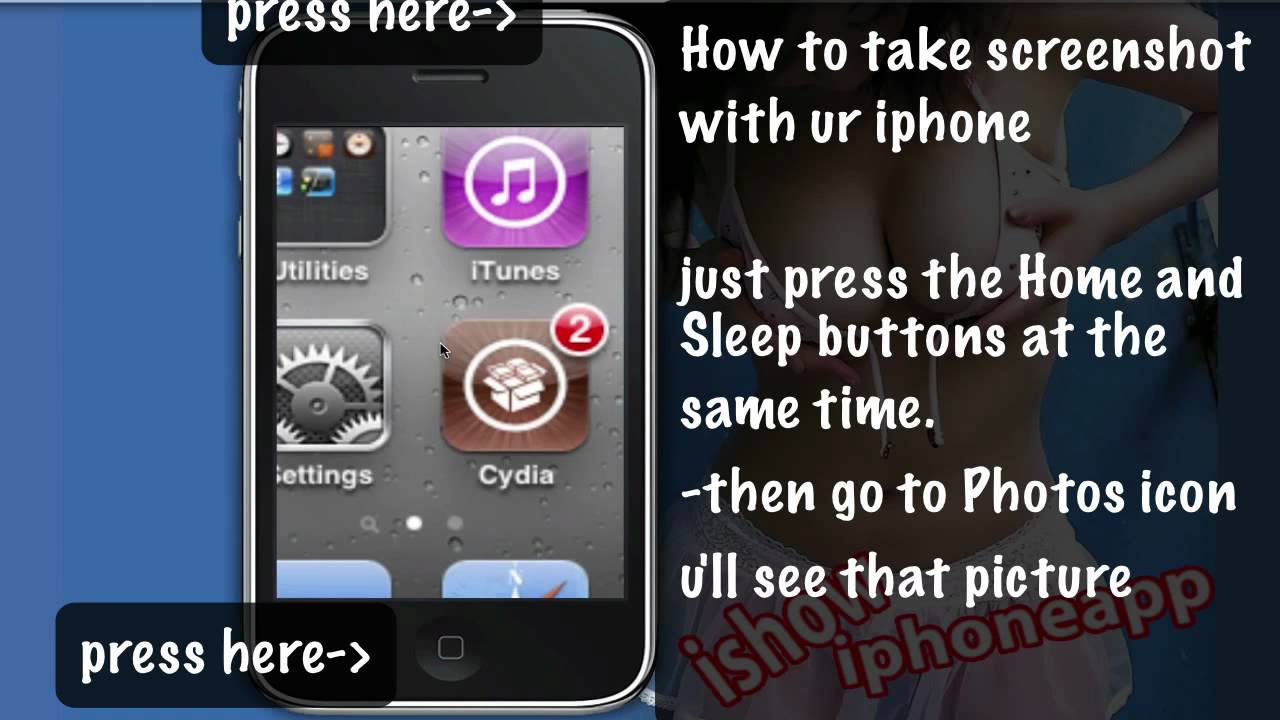 take screenshot on iphone how to take a screenshot with ur iphone 4 3gs 3g ipod 16248
