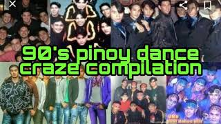 Batang 90's pinoy dance craze compilation by dj sherwin