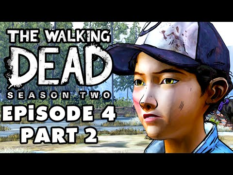 The Walking Dead: Season 2 - Episode 4: Amid the Ruins - Gameplay Walkthrough Part 2 - ZackScottGames  - OSokDlwH39A -