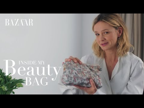 Carey Mulligan: Inside my beauty bag | Bazaar UK