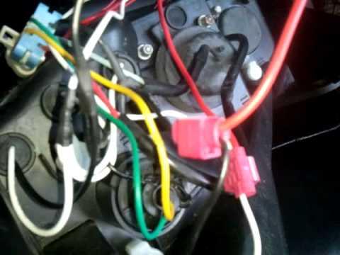 2009 pontiac g6 headlight wiring diagram pontiac g6 headlight wiring how to wire spyder halo headlights for a pontiac g6 - youtube #1