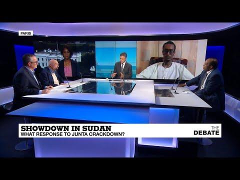 Showdown in Sudan: What response to junta crackdown?