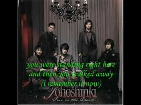 DBSK - why did i fall for you (english version) COVER