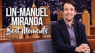 Lin-Manuel Miranda Best Moments
