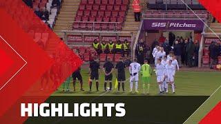 SAMENVATTING | Manchester United U23 - Jong PSV