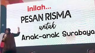 Pesan Risma di Awarding Kampung Pendidikan Surabaya 2018