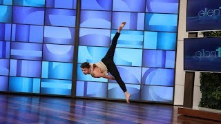 'World of Dance' Contestant Michael Dameski Performs
