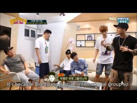 HD[Eng Subs] Got7 Jackson and his Funny Rap Cut!!