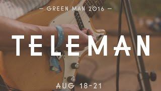 Teleman - Düsseldorf (Green Man Festival | Sessions)