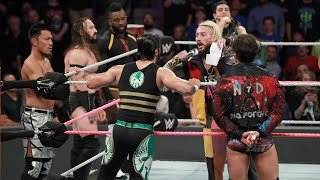Enzo Amore's Cruiserweight insults ranked