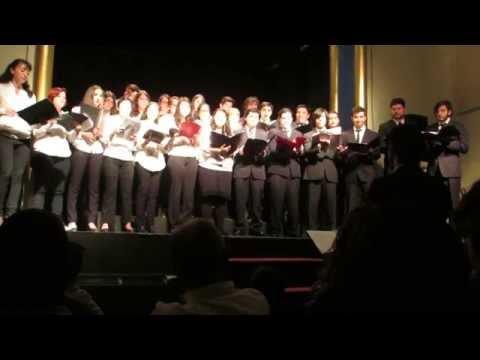 Villancico de las Campanas Medley - Coro Crecer Cantando