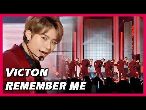 [HOT] VICTON - Remember Me, 빅톤 - 나를 기억해 20171216