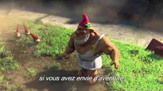 Gnomeo et juliette :  bande-annonce VOST