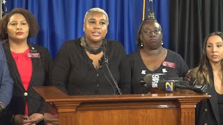 Erica Thomas stands by her statements on grocery store confrontation