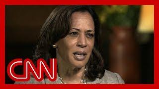 Kamala Harris: Trump needs to go back where he came from