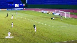 """Australia 3-1 Thailand▶️U18 ThaiLan Kẻ Lót Đường Đông Nam Á Khiến CĐV """"Dậy Sóng"""" FULL HD"""