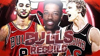 REBUILDING THE CHICAGO BULLS! | NBA 2K19