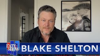 Blake Shelton On Marrying Gwen, His Weight Loss Goals, And Why They Hid Their Love From Adam Levine