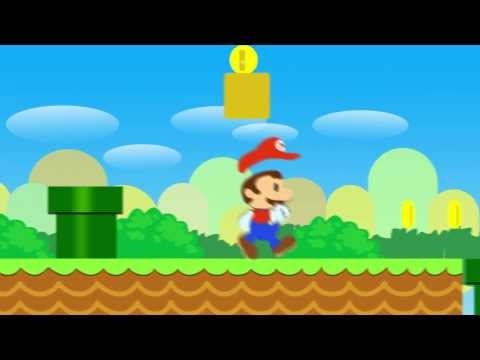 Mario - #SmashTagID - By animatID