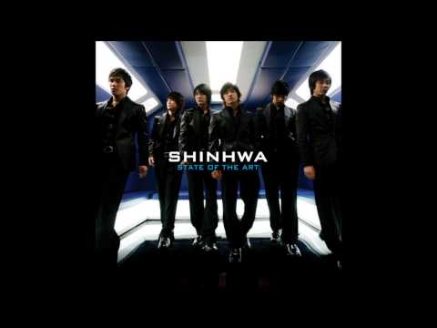 [ Full audio Album] SHINHWA - State of the art
