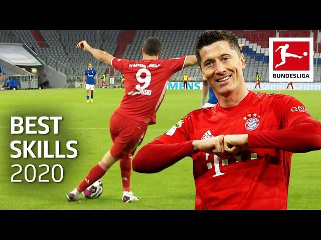 Najlepsze zagrania w Bundeslidze w 2020 roku! [VIDEO]