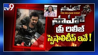 Tight Security for 'Saaho' Pre Release Event At Ramoji Fil..