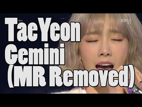 TaeYeon (SNSD) - Gemini (MR Removed) (Feb 19, 2016)