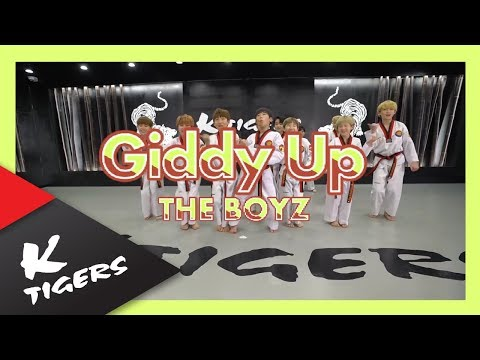 THE BOYZ 더보이즈 - Giddy Up Little Tigers ver.