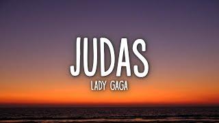 Lady Gaga - Judas (Lyrics)