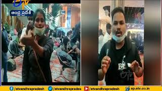 300 Telugu students stuck in Kuala Lumpur Airport..
