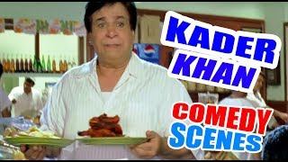King Of Comedy Kader Khan